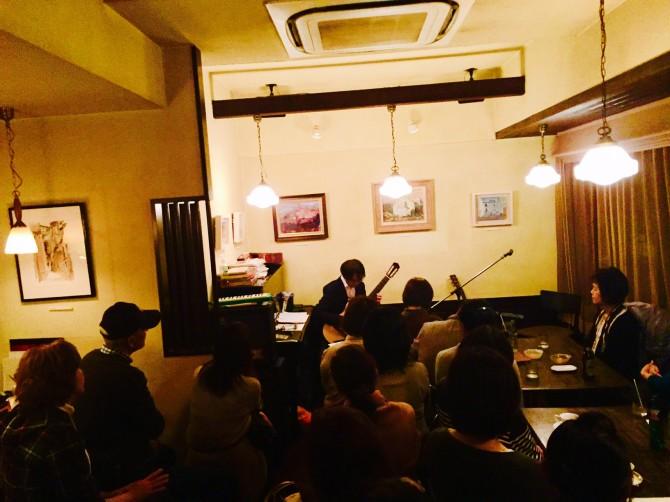 橋口武史ギターライブ